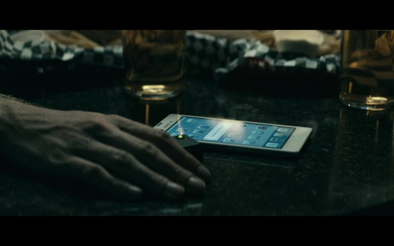 Sony Xperia White Android Smartphone in The Boys (1)