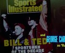 Sports Illustrated Magazine in Bill & Ted's Bogus Journey (2)