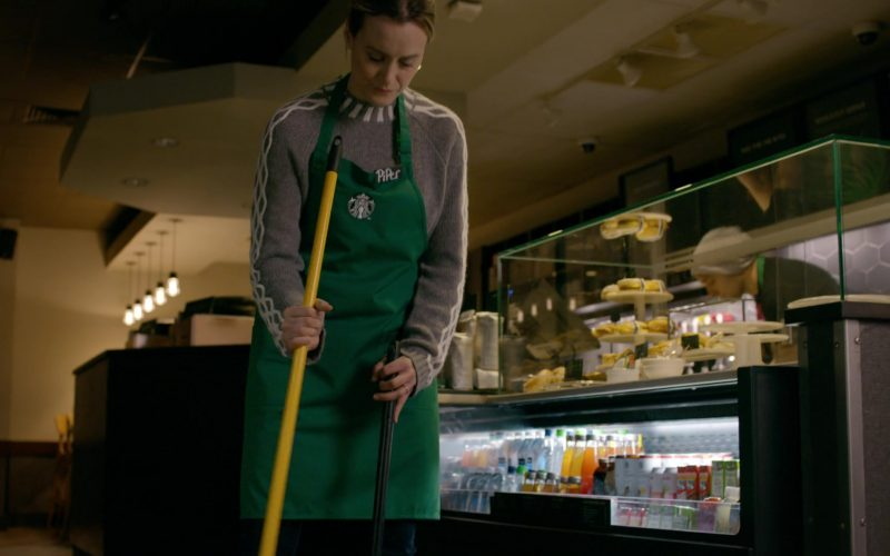Starbucks Coffeehouse Apron Worn by Taylor Schilling as Piper Chapman in Orange Is the New Black (1)