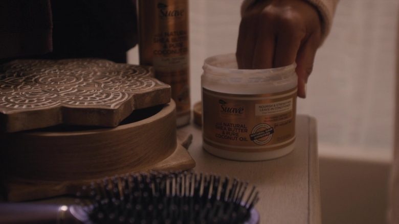"""Suave Natural Shea Butter & Pure Coconut Oil in Ambitions - Season 1, Episode 5, """"Killing Me Softly"""" (2019) - TV Show Product Placement"""