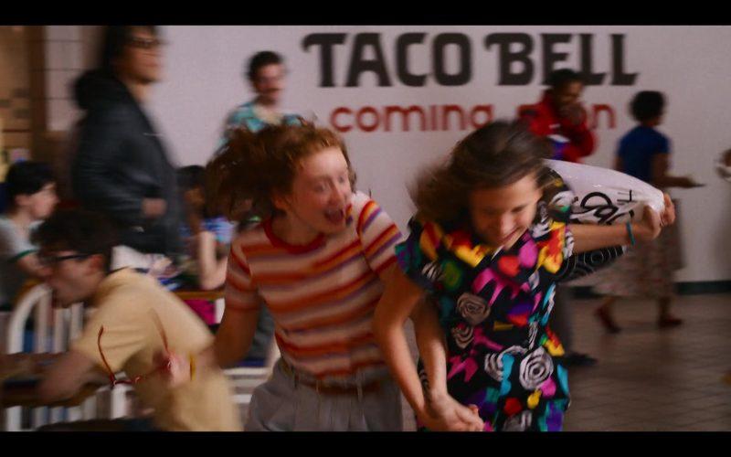 Taco Bell in Stranger Things