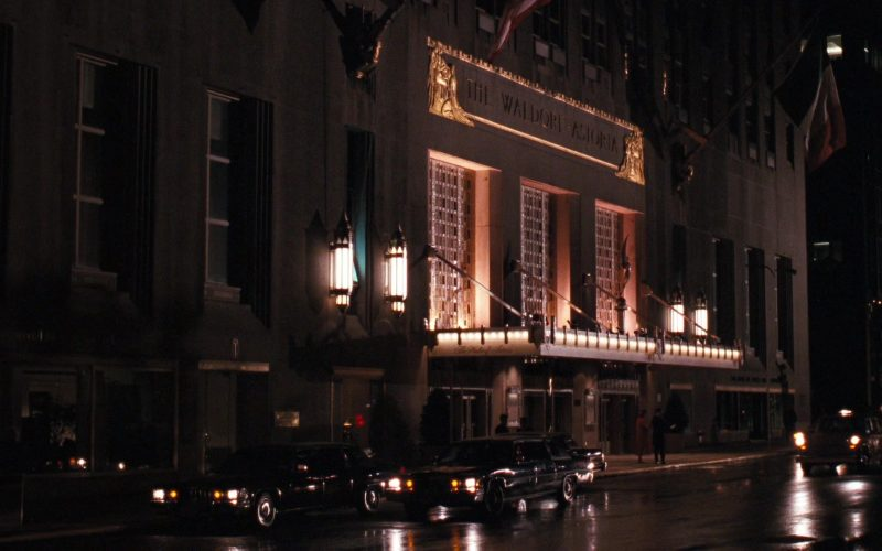 The Waldorf Astoria Hotel in The Godfather Part 3 (1)