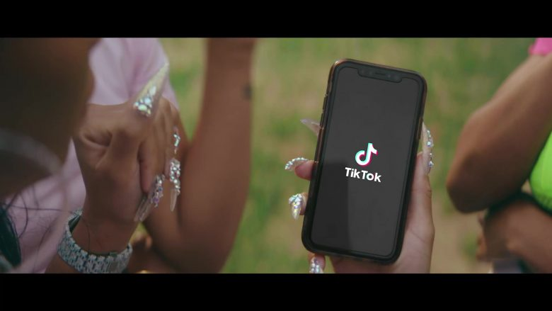 TikTok in My Type by Saweetie (2019) - Official Music Video Product Placement