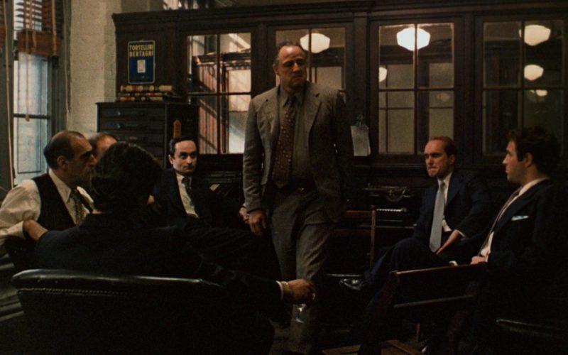 Tortellini Bertagni Sign in The Godfather (1)