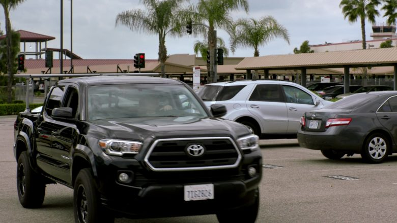 "Toyota Tacoma Pickup in Animal Kingdom - Season 4, Episode 8, ""Ambo"" (2019) - TV Show Product Placement"