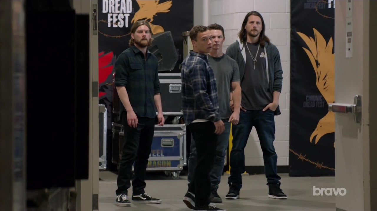 Vans Shoes Worn by Jake Weary in Animal Kingdom - Season 4