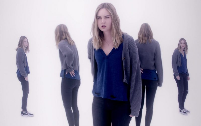Vans Sneakers Worn by Liana Liberato in Light as a Feather (4)