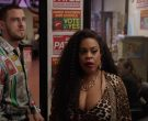 Versace Shirt Worn by Jack Kesy in Claws (1)