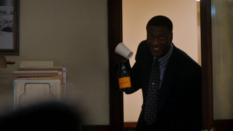 Veuve Clicquot Champagne Bottle in City on a Hill - Season 1, Episode 7 (2019) - TV Show Product Placement
