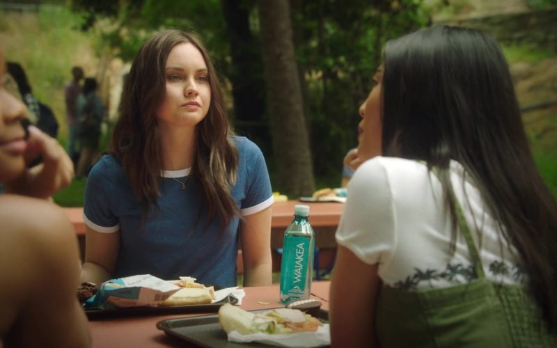 Waiākea Water Enjoyed by Liana Liberato in Light as a Feather (1)