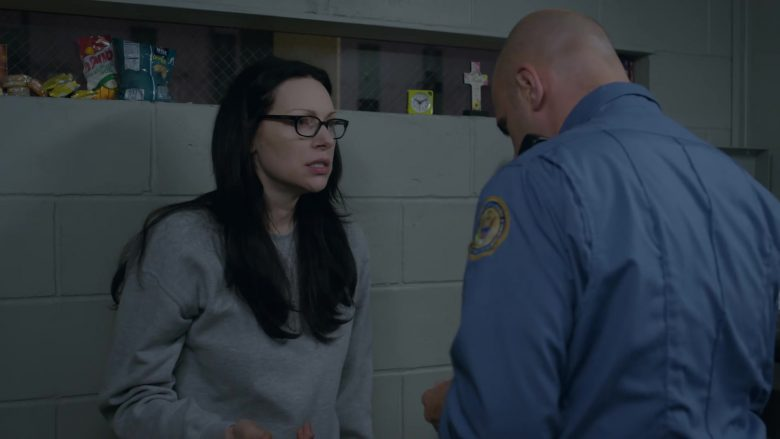 Wise Chips in Orange Is the New Black - Season 7, Episode 1, Beginning of the End (2019) - TV Show Product Placement