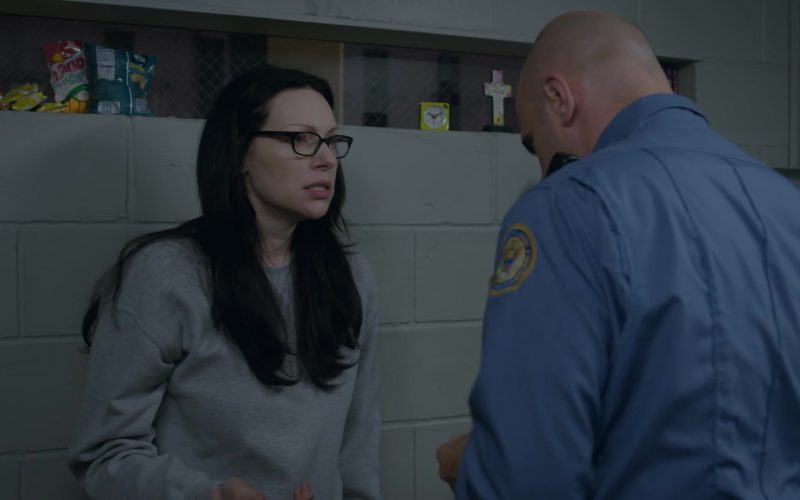 Wise Chips in Orange Is the New Black
