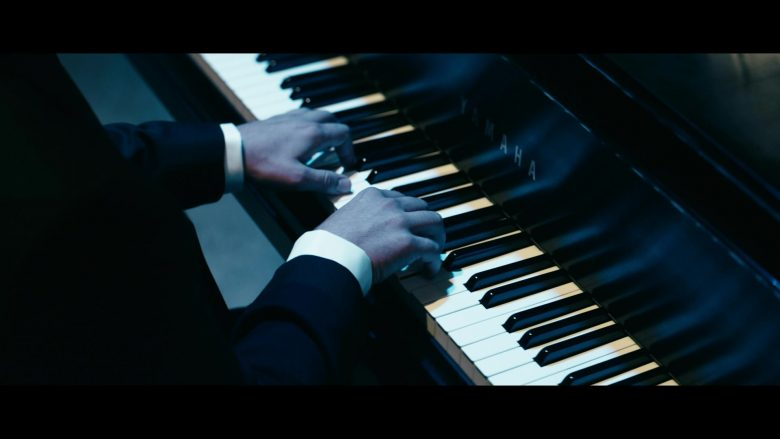 """Yamaha Piano in The Boys – Season 1, Episode 8, """"You Found Me"""" (2019) - TV Show Product Placement"""
