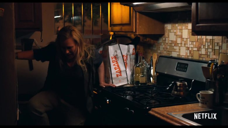 Zabar's Store Bags in Otherhood (2019) - Movie Product Placement