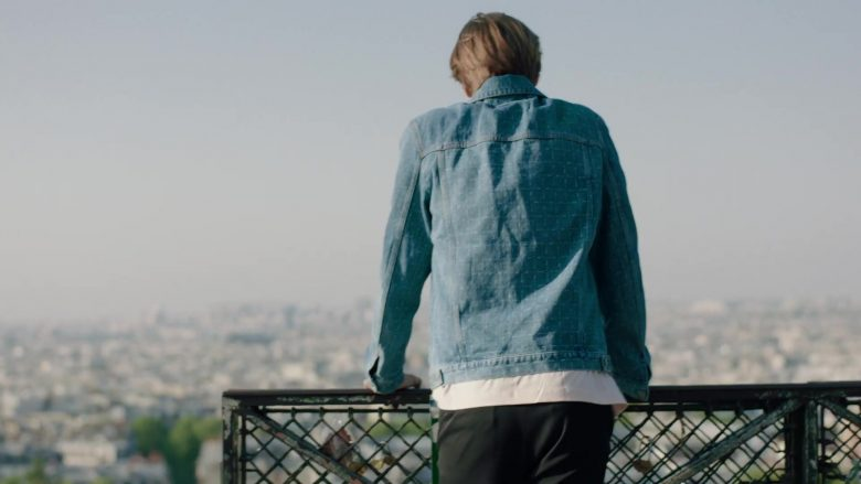 ALYX Denim Jacket Worn by Ruel in Face To Face (2019) - Official Music Video Product Placement