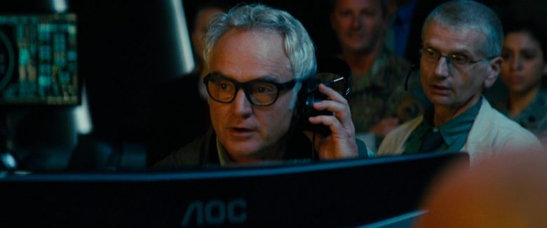 AOC Monitors in Godzilla: King of the Monsters (2019) - Movie Product Placement