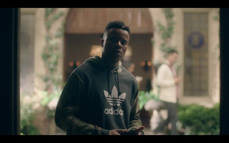 Adidas Hoodie in Dear White People (5)