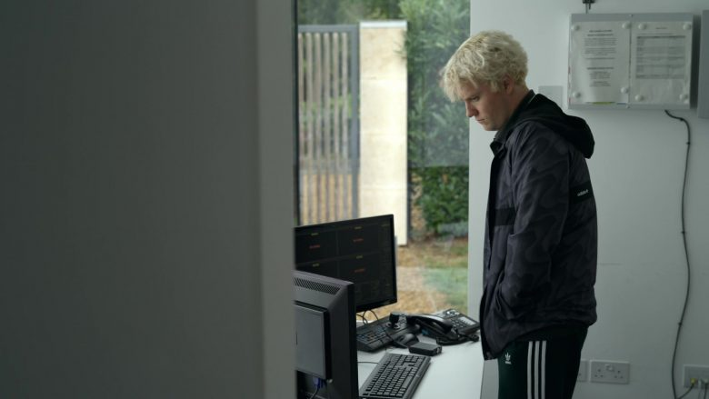 Adidas Jacket and Pants Worn by Jon Fletcher in The Rook - Season 1, Episode 8 (2019) - TV Show Product Placement