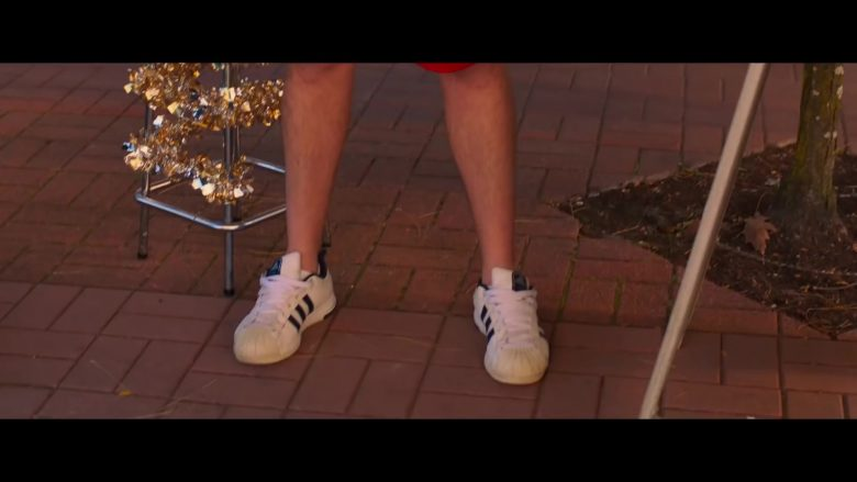 Adidas Sneakers in Noelle (2019) - Movie Product Placement