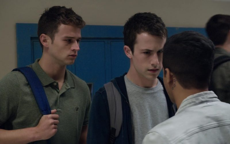 American Eagle Outfitters Green Shirt in 13 Reasons Why
