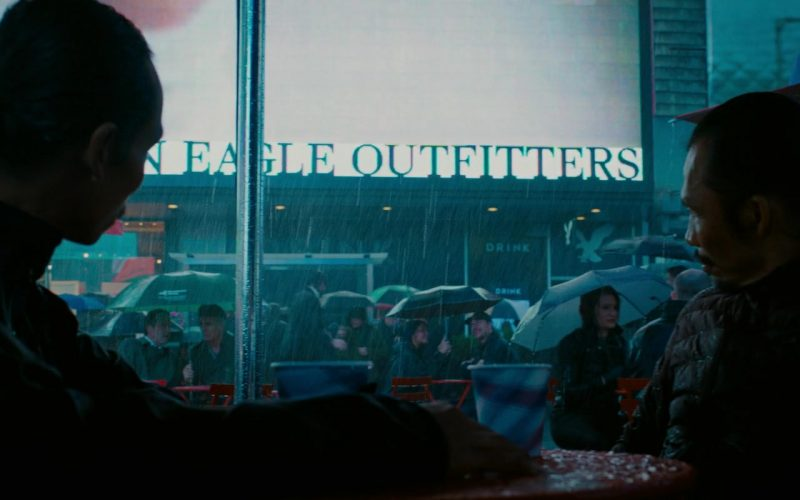 American Eagle Outfitters in John Wick Chapter 3 – Parabellum