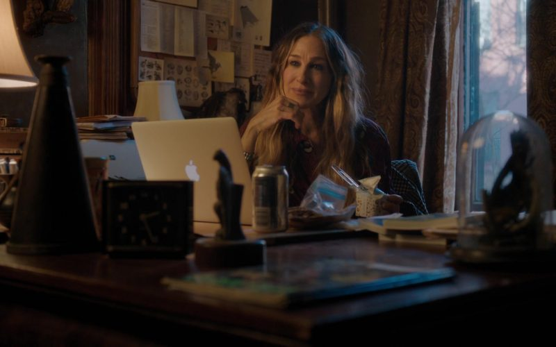 Apple MacBook Laptop Used by Sarah Jessica Parker in Divorce (1)
