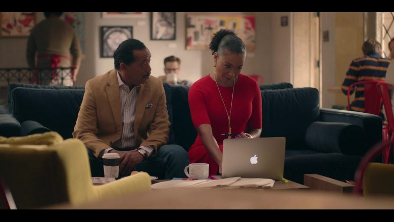 Apple MacBook Laptop in Dear White People - Season 3, Episode 4 (2019) - TV Show Product Placement