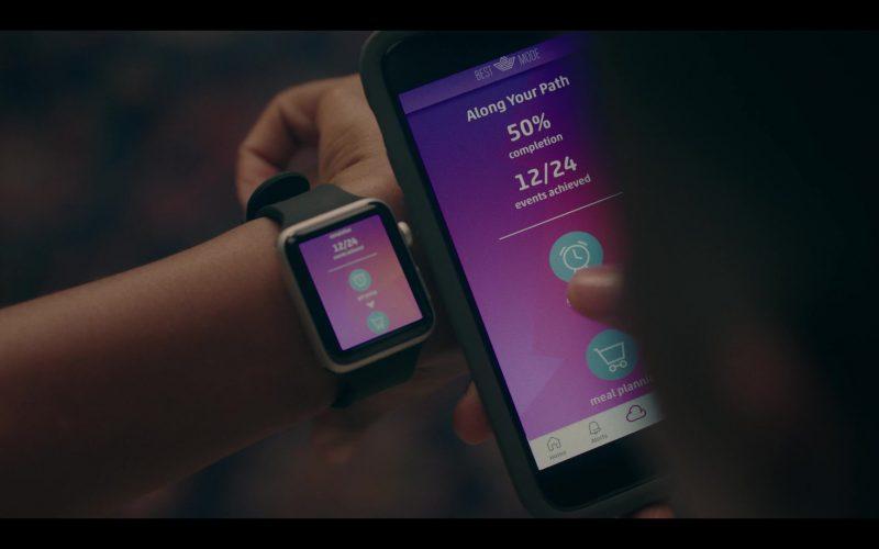 Apple Watch in Dear White People (2)