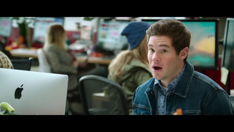 Apple iMac Computer Used by Adam DeVine in Jexi (2019) - Movie Product Placement