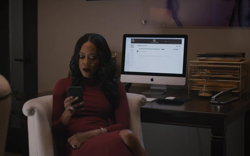 Apple iMac Computer Used by Robin Givens in Ambitions (3)