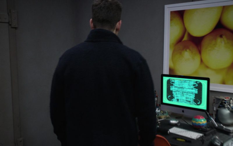 Apple iMac Computer in Agents of S.H.I.E.L.D. (2)