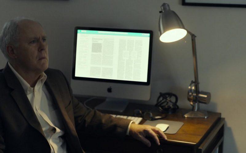 Apple iMac Computer in The Tomorrow Man