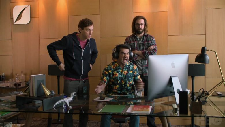 Apple iMac Computers Used by Pied Piper Employees in Silicon Valley - Season 6 Official Trailer (2019) - TV Show Product Placement