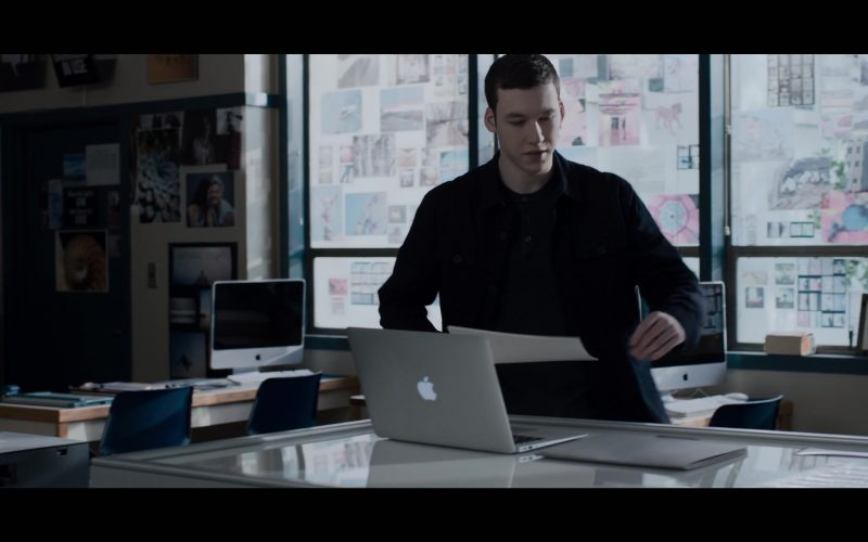 Apple iMac Computers and MacBook Laptop in 13 Reasons Why