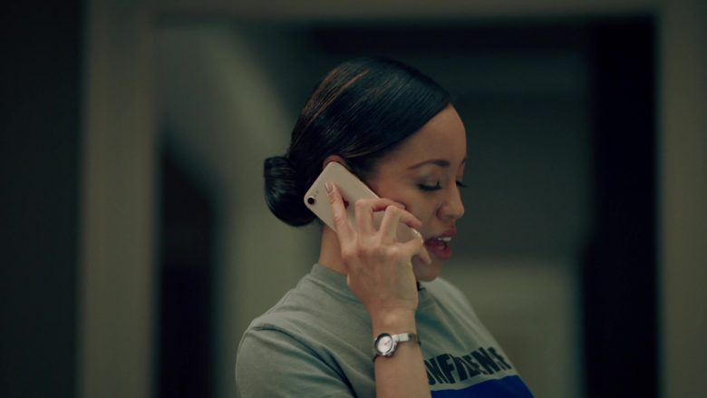 Apple iPhone in Queen Sugar - Season 4, Episode 7, Of Several Centuries (2019) - TV Show Product Placement