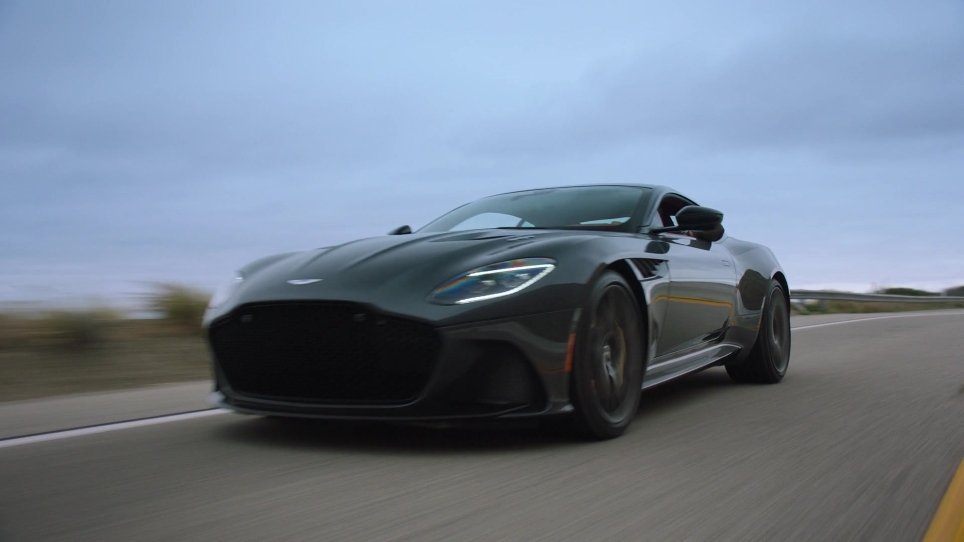 Exotic Car Brands >> Aston Martin Sports Car Driven by Rob Corddry as Joe ...