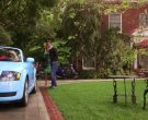 Audi TT Roadster Blue Convertible Car Used by Reese Witherspoon as Elle Woods in Legally Blonde 2 (4)