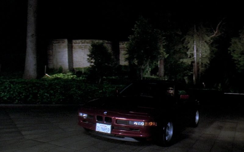 BMW 850i [E31] Car Used by Goldie Hawn in Death Becomes Her (3)