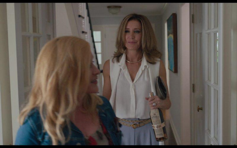 Basil Hayden's Bourbon Whiskey Held by Felicity Huffman in Otherhood (2)