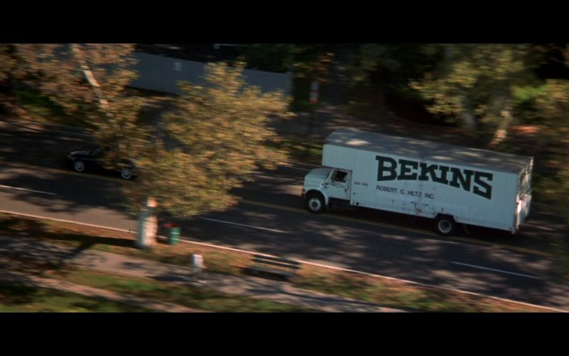 Bekins Moving Company Truck in Legally Blonde (3)