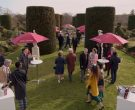 Bollinger Champagne in Four Weddings and a Funeral (1)