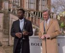 Bollinger Champagne in Four Weddings and a Funeral (2)