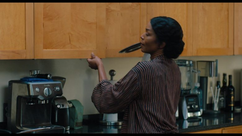 Breville Coffee Machine in Otherhood (2019) - Movie Product Placement