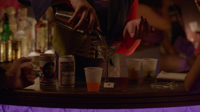 Budweiser Beer Can in Pose - Season 2, Episode 10, In My Heels (2019) - TV Show Product Placement