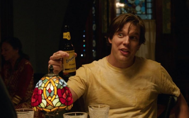 Bushwick Pilsner Beer Enjoyed by Jake Lacy in Ode to Joy
