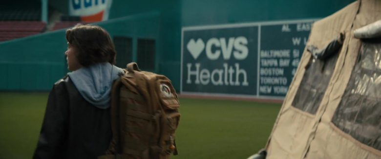 CVS Health in Godzilla: King of the Monsters (2019) - Movie Product Placement