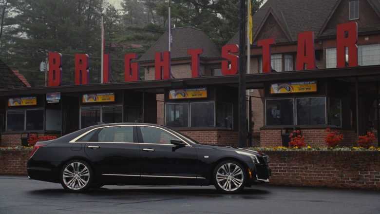 Cadillac Car in Succession - Season 2, Episode 4, Safe Room (2019) - TV Show Product Placement