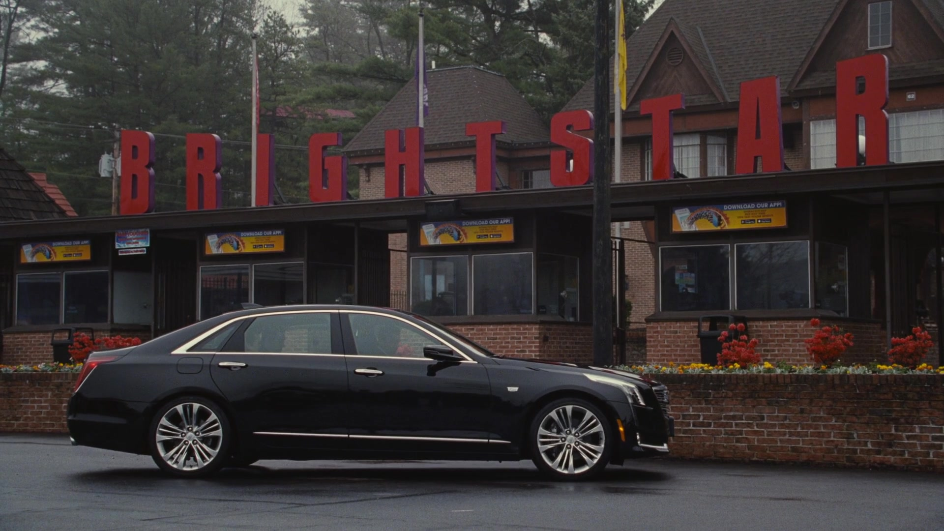 Cadillac Car in Succession - Season 2, Episode 4, Safe Room