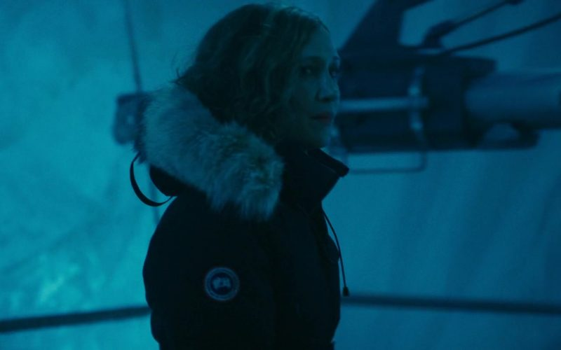 Canada Goose Parka Jacket Worn by Vera Farmiga (3)