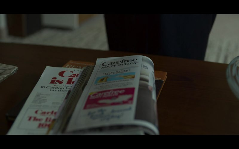 Carefree Panty Shields in Mindhunter